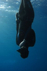 Freediving in Dahab